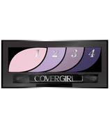 CoverGirl Eye Shadow Quads Va-Va Violets