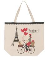 Now Designs Tote Bag Bonjour