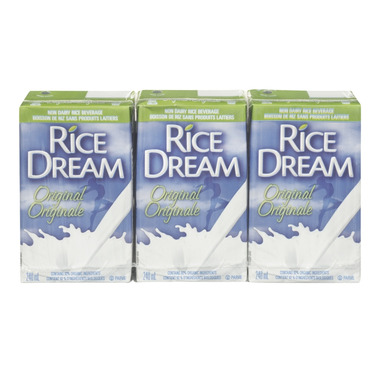 Dream Drinks. Dream drinks are a great match for your healthy life style. Naturally lactose and dairy-free with a great taste.