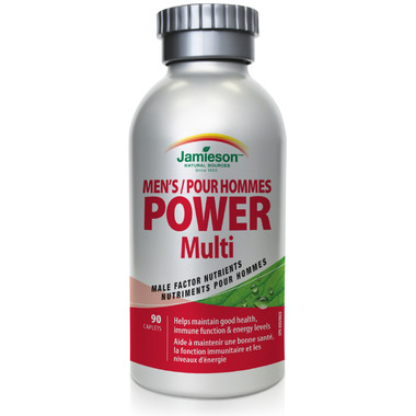Jamieson Power Vitamins for Men
