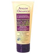 Avalon Organics Lavender Luminosity Exfoliating Enzyme Scrub