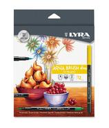 Prang Lyra Aqua Brush Duo Set