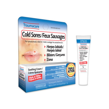 Homeocan Traumacare Cold Sore Relief