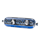 Rollover Semi-Moist Dog Food Roll Turkey Formula