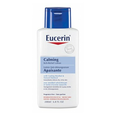 Eucerin Calming Itch Relief
