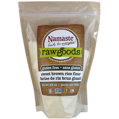 Namaste Foods Sweet Brown Rice Flour