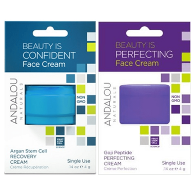 Andalou Naturals Cream Pods Free Gift