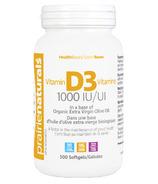 Prairie Naturals Vitamin D3