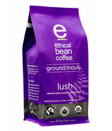 Ethical Bean Ground Coffee Lush Medium Roast