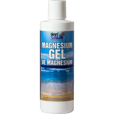 Natural Calm Canada\'s Magnesium Gel