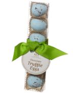 Saxon Chocolates Robin Egg Truffles