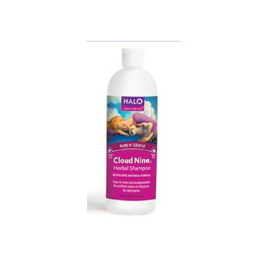 Halo Cloud Nine Herbal Shampoo
