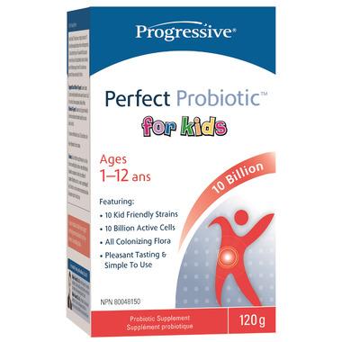 Progressive Perfect Probiotic for Kids