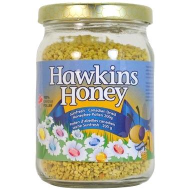 Hawkins Honey Canadian Sunfresh Dried Bee Pollen