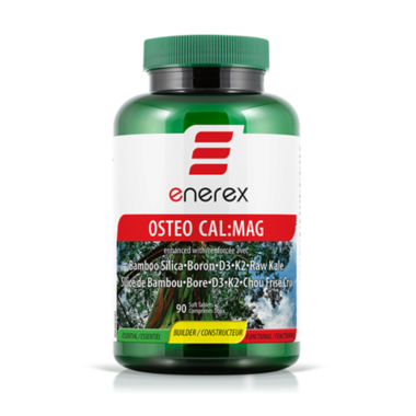 Enerex Botanicals Osteo Cal:Mag