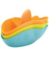 Ubbi Stack and Splash Bath Toys