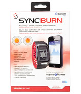 Sportline SYNC Burn Band Red