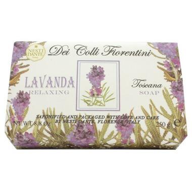 Nesti Dante Dei Colli Fiorentini Lavanda Relaxing Soap