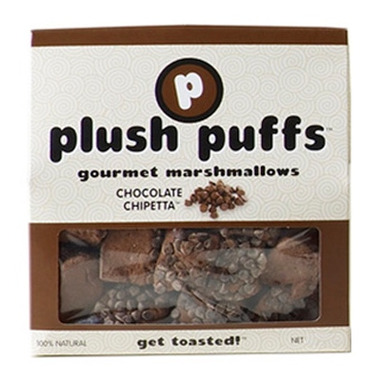 Plush Puffs Chocolate Chipeta Gourmet Marshmallows
