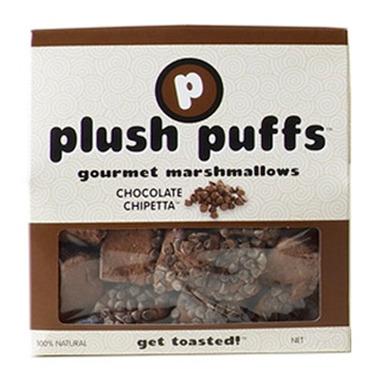 Plush Puffs Chocolate Chipeta Gourmet Marshmallows