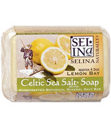 Celtic Sea Salt Soap Lemon Bay