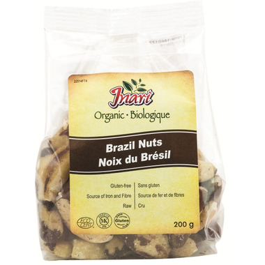 Inari Organic Whole Brazil Nuts