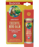 Badger Aromatherapy Cheerful Mind Balm Stick