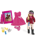 Our Generation Lily Anna Delux Doll Set
