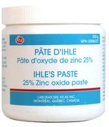 Atlas Ihle's Paste 25% Zinc Oxide