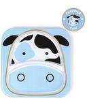 Skip Hop Zoo Tableware Melamine Plate Cow