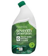 Seventh Generation Cypress & Fir Toilet Bowl Cleaner