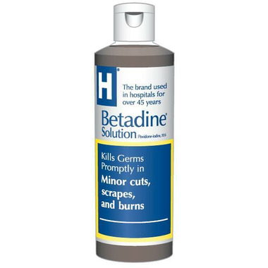 Betadine Antiseptic Solution