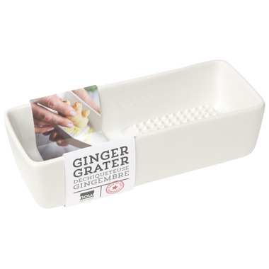 Now Designs Grater Ginger Eggshell