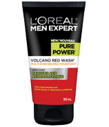 L'Oreal Paris Men Expert Pure Volcano Red Wash