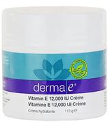 Derma E Vitamin E Severely Dry Skin Creme