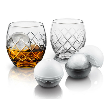 Final Touch On the Rocks Glass Gift Set