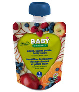 Baby Gourmet Apple, Sweet Potato, Berry Swirl Baby Food