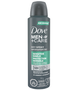 Dove Men +Care Sensitive Shield Dry Spray Antiperspirant