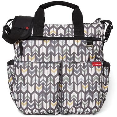 Skip Hop Duo Signature Diaper Bag Arrows