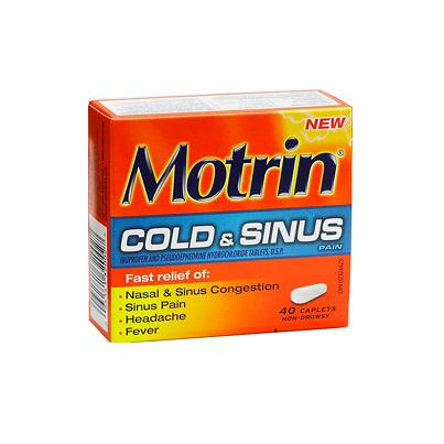 Buy Motrin Cold Amp Sinus From Canada At Well Ca Free Shipping