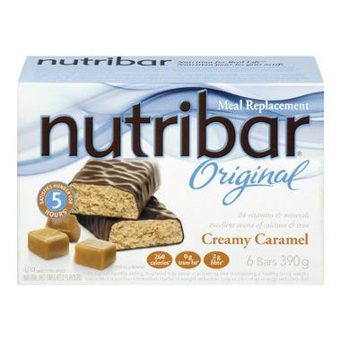 Nutribar Original Creamy Caramel Bars