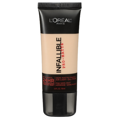 L\'Oreal Paris Infallible Pro-Matte Foundation