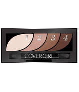 CoverGirl Eye Shadow Quads Notice Me Nudes