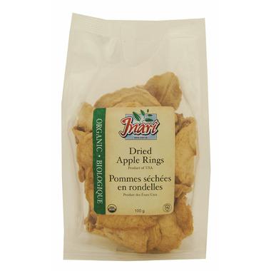 Inari Organic Dried Apple Rings