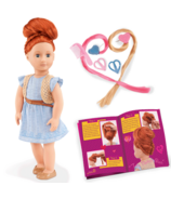 Our Generation Peyton Hair Play Doll Set