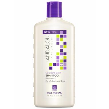 ANDALOU naturals Lavender & Biotin Full Volume Shampoo