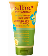 Alba Botanica Natural Hawaiian Purifying Facial Scrub
