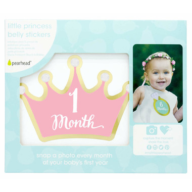 Pearhead Little Princess Stickers