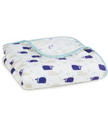 aden + anais Classic Dream Blanket High Seas
