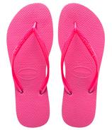 Havaianas Kids Slim Sandal Shocking Pink